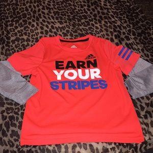 Boy Adidas Shirt